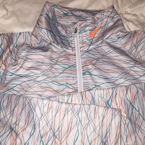 Nike fitted pull over